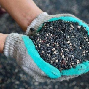 Комплексные минеральные водорастворимые удобрения