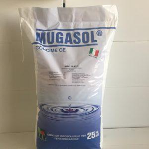 Водорастворимое комплексное удобрение Mugasol MAP 12-61-0 (25 кг)