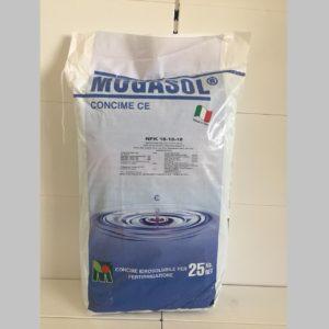 Водорастворимое комплексное удобрение Mugasol 18-18-18 (25 кг)
