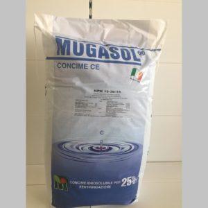 Водорастворимое комплексное удобрение Mugasol 15-30-15 (25 кг)