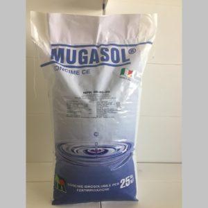 Водорастворимое комплексное удобрение Mugasol 20-20-20 (25 кг)