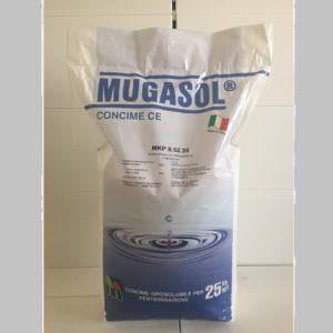 Водорастворимое комплексное удобрение Mugasol МКP 0.52.34 (25 кг)